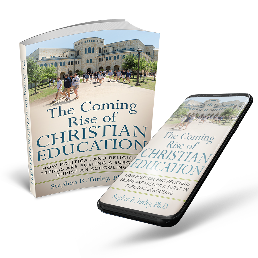 The Coming Rise of Christian Education