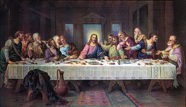 The Last Supper 19 from Flickr via Wylio
