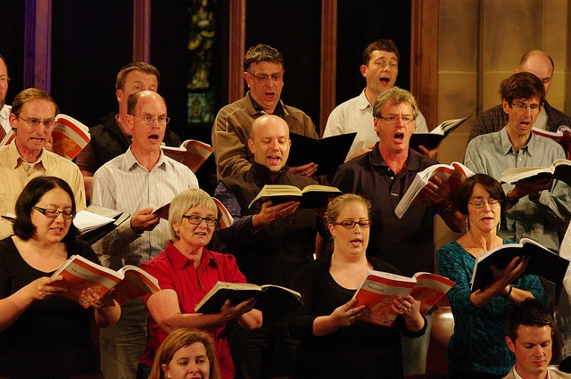 Hobart Baroque Chorus from Flickr via Wylio