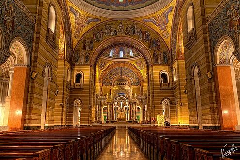 Cathedral Basilica from Flickr via Wylio
