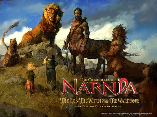 narnia movie poster from Flickr via Wylio