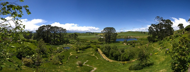 Looking Over Hobbiton from Flickr via Wylio